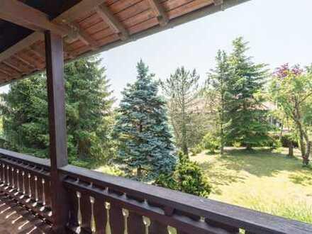 Ruhig gelegene 2-Zimmer-Wohnung mit Blick ins Grüne
