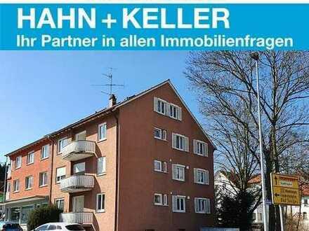 Anlageobjekt - Mehrfamilienhaus mit 4 Wohneinheiten in zentrumsnaher Wohnlage von Biberach!