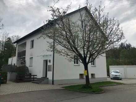 Gepflegte 4-Zimmer-Wohnung mit Dachterrasse in Kempten (Allgäu)/Süd