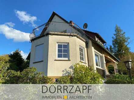 Annweiler: Einfamilienhaus auf tollem Grundstück