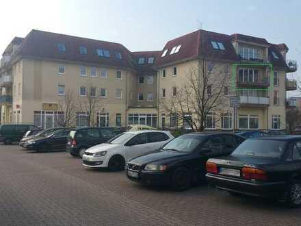 Schöne Etagenwohnung mit Balkon nähe Klinikum