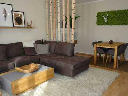 3-Zimmer-Wohlfühlwohnung mit Balkon und toller Aufteilung in der Ratinger City in der zweiten Etage!
