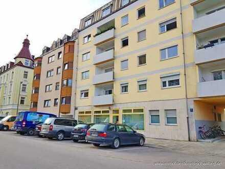 Vermietete 3 Zimmerwohnung Nähe Sendlinger Park