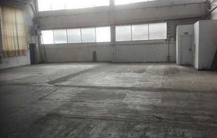 700 m² großen Hallenabschnitt zu vermieten ! Stellfläche im Industriegebiet von Dorsten