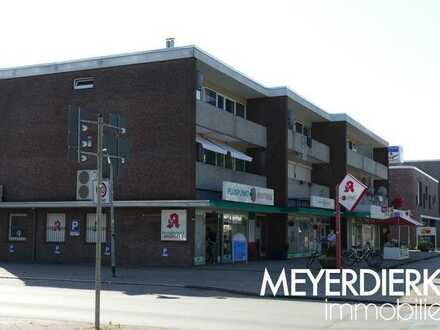 Bürgerfelde - Alexanderstraße: 3-Zimmer-Wohnung im 1. Obergeschoss mit Balkon