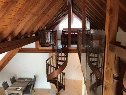 Träumst Du noch oder wohnst Du schon? Traumhafte 4 ZKB Maisonette- Wohnung in Bad- Dürkheim