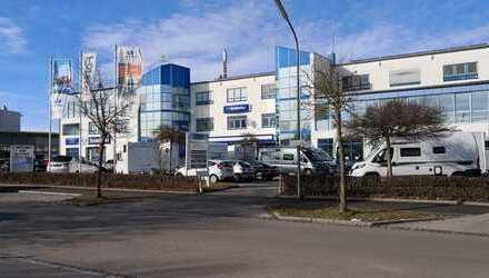 135,82 qm, als Bürofläche o. Praxis, in Augsburg, Gewerbegebiet Kobelweg - Nähe B17