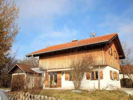 Modernes, attraktives Einfamilienhaus in Iffeldorf!