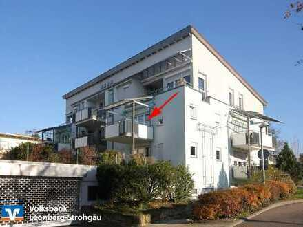 *** Helle, freundliche 2 Zimmer-Wohnung in Bad-Cannstatt (Muckensturm) !***