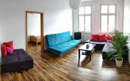 11qm Zimmer in 2er WG, Südvorstadt/Karli, zentrale Lage