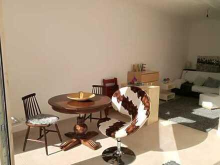 Erstbezug nach Sanierung: 1-Zimmer-EG-Wohnung in Filderstadt (Sielmingen)