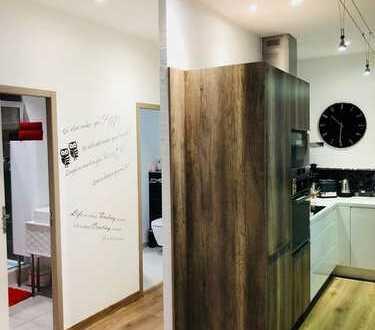 Sanierte 2-Zimmer-Wohnung mit Balkon in Dresden