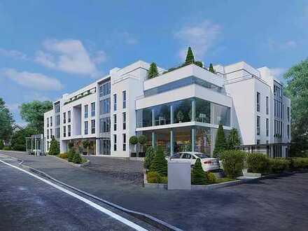 Phantastische Wohnatmosphäre! Moderne 3-Zimmer-Wohnung mit großzügigem Wohnbereich & Ankleidezimmer