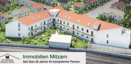 Investieren Sie in Wohnqualität: Neubau 3-Zimmer-Erdgeschoss-Wohnung in Top Lage; DOMIZIL Lenting;