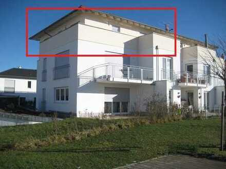 Top-Penthauswohnung, 3-Zimmer mit 2 TG