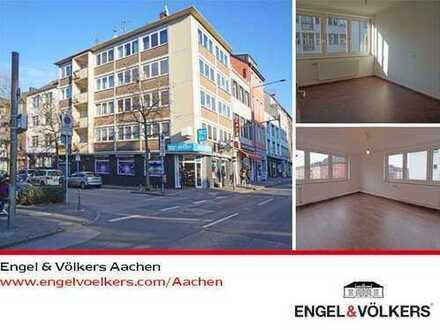 Zentrale 2 Zimmer Mietwohnung in Aachen
