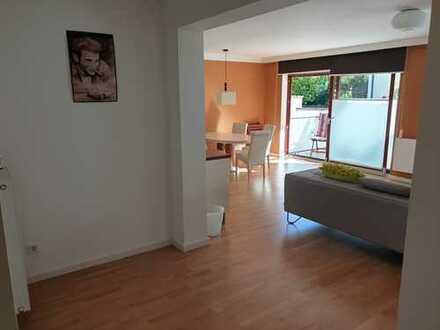 Exklusive, sanierte 2-Zimmer-Wohnung mit Balkon am Herzogpark Bogenhausen