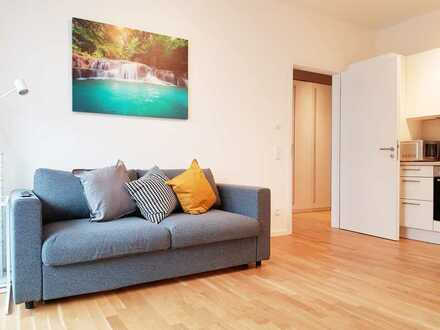 Gorgeous furnished 2 room-apartment in the heart of Berlin for rent