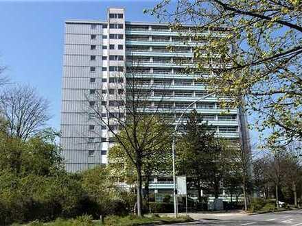 Vermietetes 1-Zimmer-Appartement am Elbe-Einkaufszentrum
