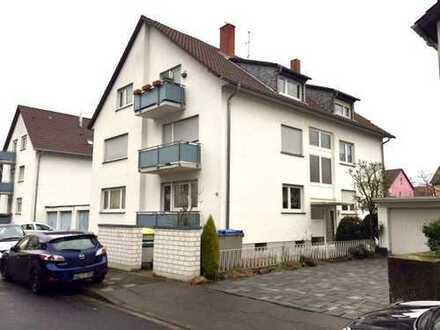 Schöne 3 Zimmer-Wohnung mit Balkon in MA - Wallstadt zu vermieten ! www.immo-kraemer.de