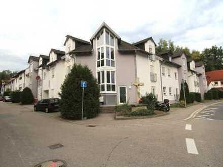 Helle 3 Zimmer 68qm Erdgeschosswohnung in Wiesloch- Baiertal zu verkaufen.
