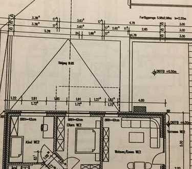 Sehr gepflegte 3-Zimmer-EG-Wohnung mit Terrasse und kleinem Garten in Moers