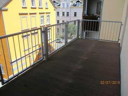 Eigentumswohnung mit Balkon sucht neuen Besitzer