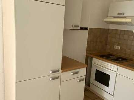 1 Zimmerappartement mit Küchenzeile Nähe Zentrum + TU