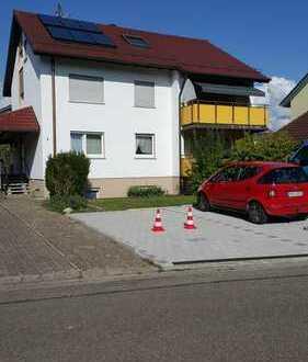 Helle 3-Zimmer-Wohnung in ruhiger Lage von Teningen, nahe Freiburg