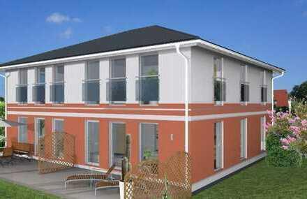Traumhafte Doppelhaushälfte inkl. Grundstück - ideal für Familien