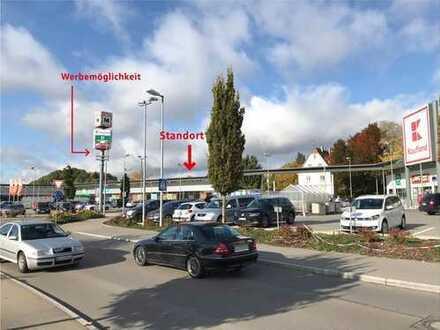 Hochfrequentiertes Fachmarktzentrum I 370-1.300 m² aufteilbar