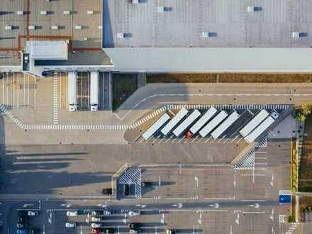 Anlageobjekt Logistikimmobilie, vermietet, ca. 71.000 qm, zentrale Lage in Deutschland