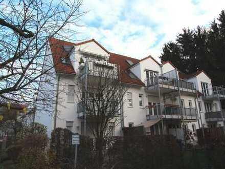 !!! Schöne 3 Zimmer-Maisonette-Wohnung mit Westbalkon in Karlsfeld !!!
