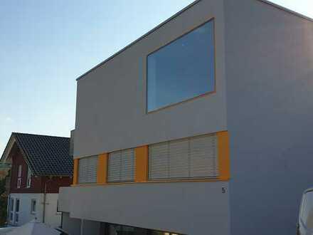 Panoramaausicht über Lörrach: hochwertige 4-Zimmer-Wohnung mit EBK