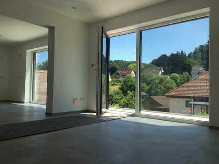 Erstbezug mit Balkon: Moderne 3-Zimmer-Wohnung in Aystetten