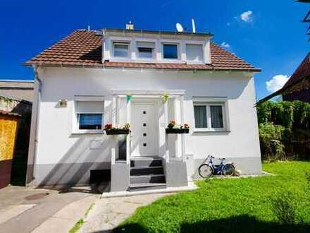 Ruhiges Einfamilienhaus in zentrumsnaher Lage von Stuttgart-Feuerbach
