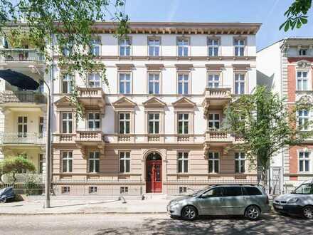 3-Zimmer-Wohnung - 2 Balkone - Sanierter Altbau