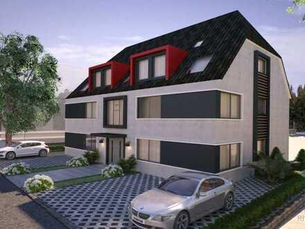 Schicke DG-Eigentumswohnung in ruhiger Lage von Duisburg-Beeck mit Balkon und Studio!
