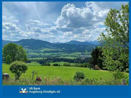EINZIGARTIGE CHANCE!!!! Renoviertes Bauernhaus in Traumlage im Oberallgäu