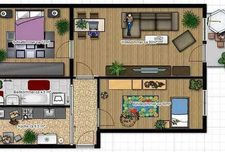 Schöne Wohnung in der 4. Etage mieten und 1 Jahr 40€ Miete sparen!