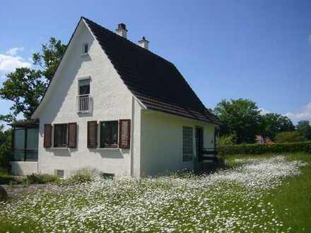 Kleines Haus mit großem Garten Biberach an der Riß nahe Sandberg