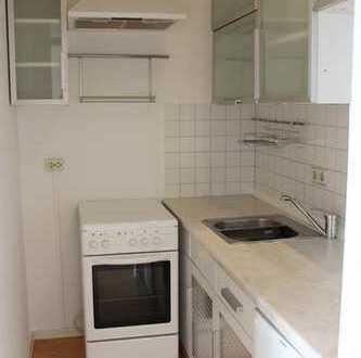 Ideal für Singles - Kleine, gemütliche 1-Raum-Wohnung mit Küchenzeile