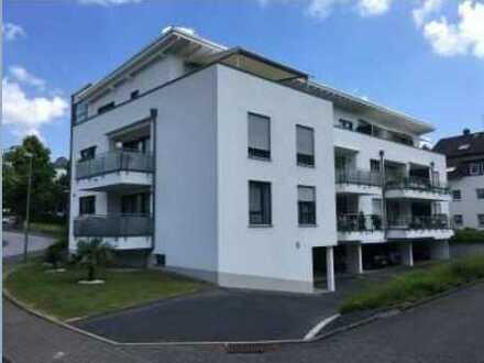 Neuwertige 2-Zimmer-Hochparterre-Wohnung mit Balkon und EBK in Burscheid