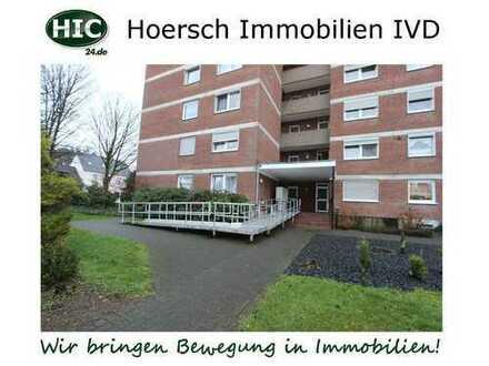 Lobberich-Zentrum: 3 Zimmer-Wohnung im 5. OG mit Aufzug