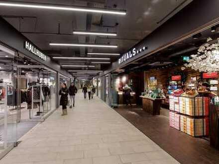Provisionsfrei: Ladenlokal im Shoppingcenter KUBUS Aalen