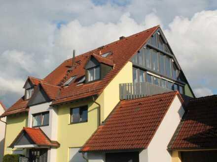 4 1/2 Zimmer-Dachgeschoss Maisonette Wohnung mit Gartenanteil