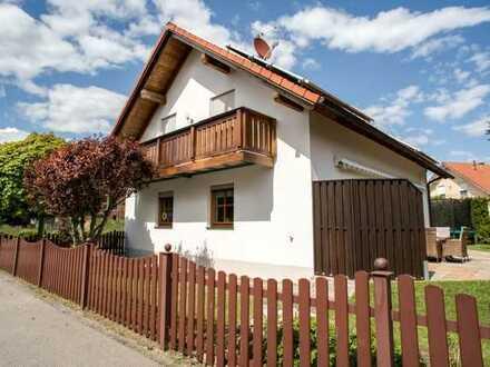 Gepflegtes 4-Zimmer-Einfamilienhaus in Lindenberg, Buchloe
