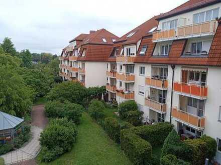 Kleine freundliche 2-Raum Wohnung in zentraler und ruhiger Lage von Coswig
