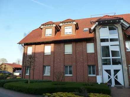 Preiswerte, gepflegte 4-Zimmer-Dachgeschosswohnung mit Balkon in Ahaus