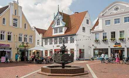 Heide (Holstein) Großzügige Büroräume in der Innenstadt - vollständig renoviert